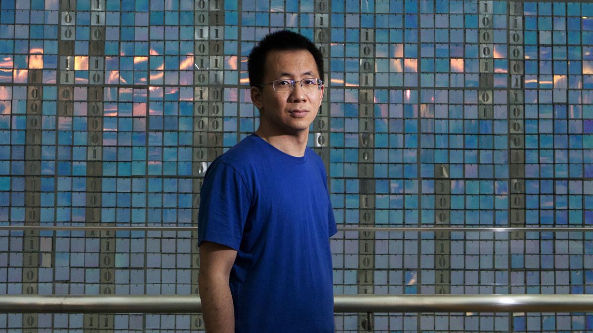 Чжан Иминг – основатель TikTok